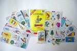 Mexican Loteria Bingo Card Game Authentic DON CLEMENTE 20 Players